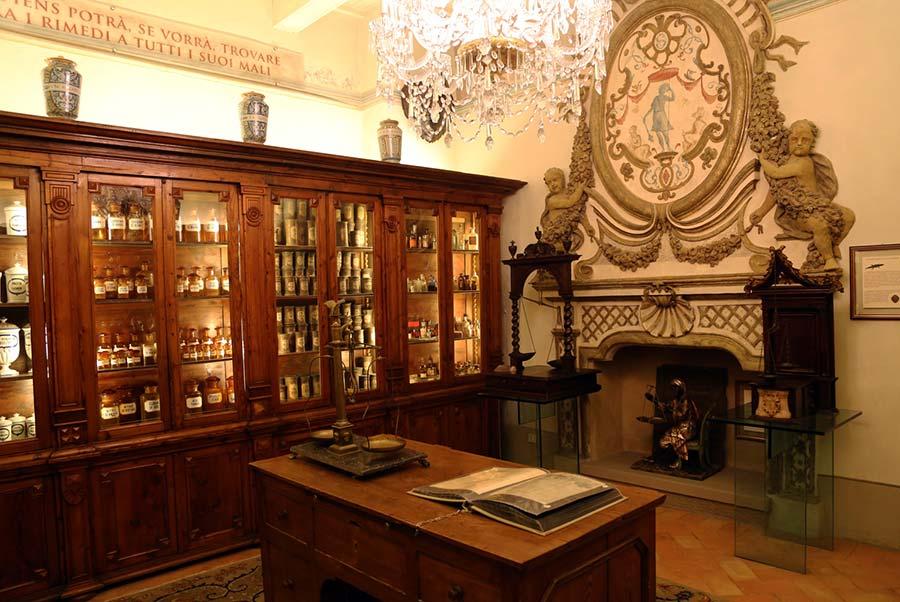 Museo Aboca - Antica Farmacia