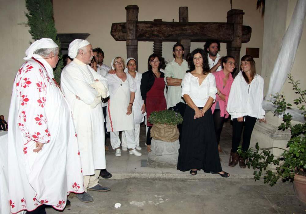 Convivio 2011 - Gruppo di lavoro