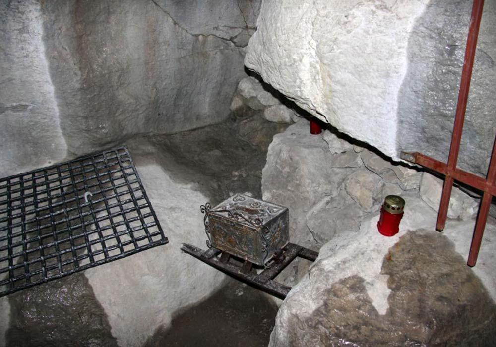 La cella di San Francesco