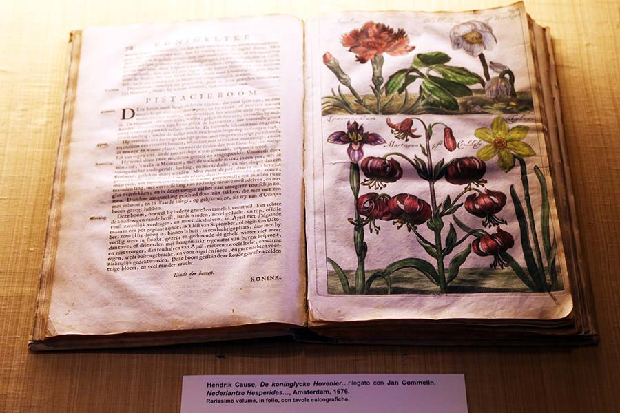Museo Aboca - Libro rarissimo
