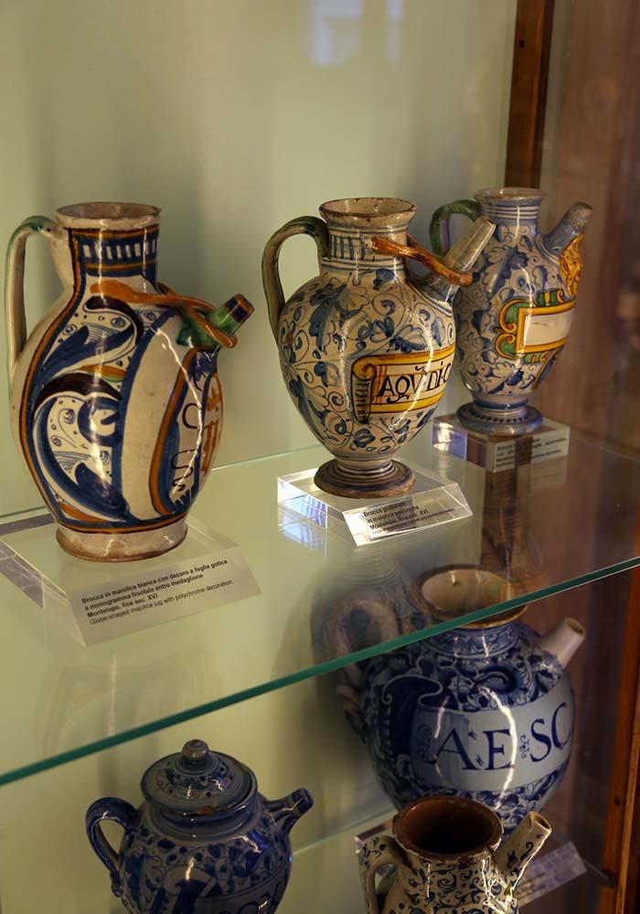Sala delle Ceramiche