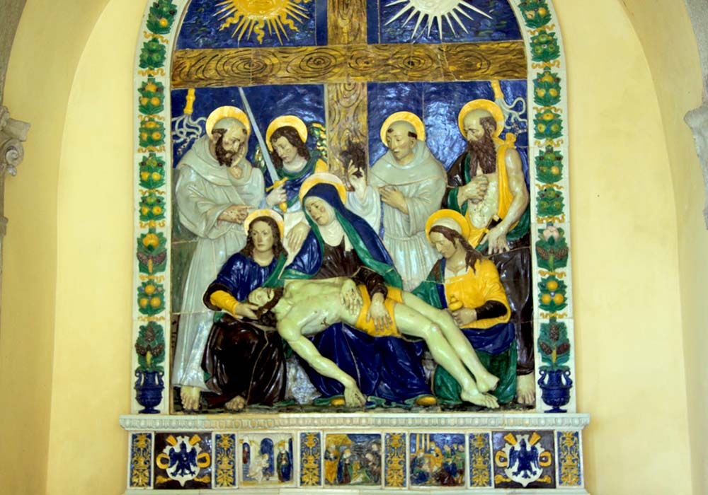 Santuario - Cappella della Pieta