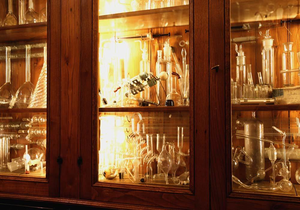 Strumenti per la distillazione