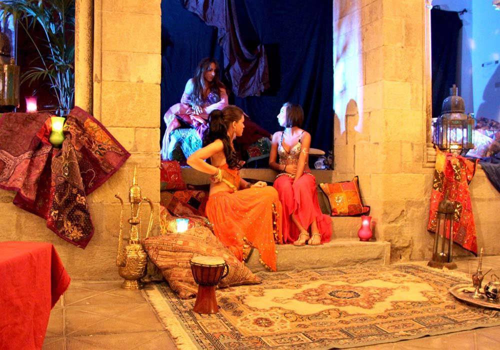 Convivio 2011 - danzatrici