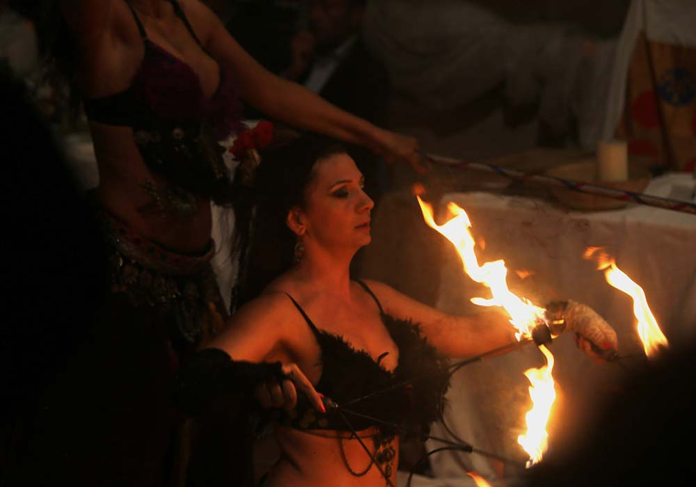 Convivio 2013 - danze di fuoco