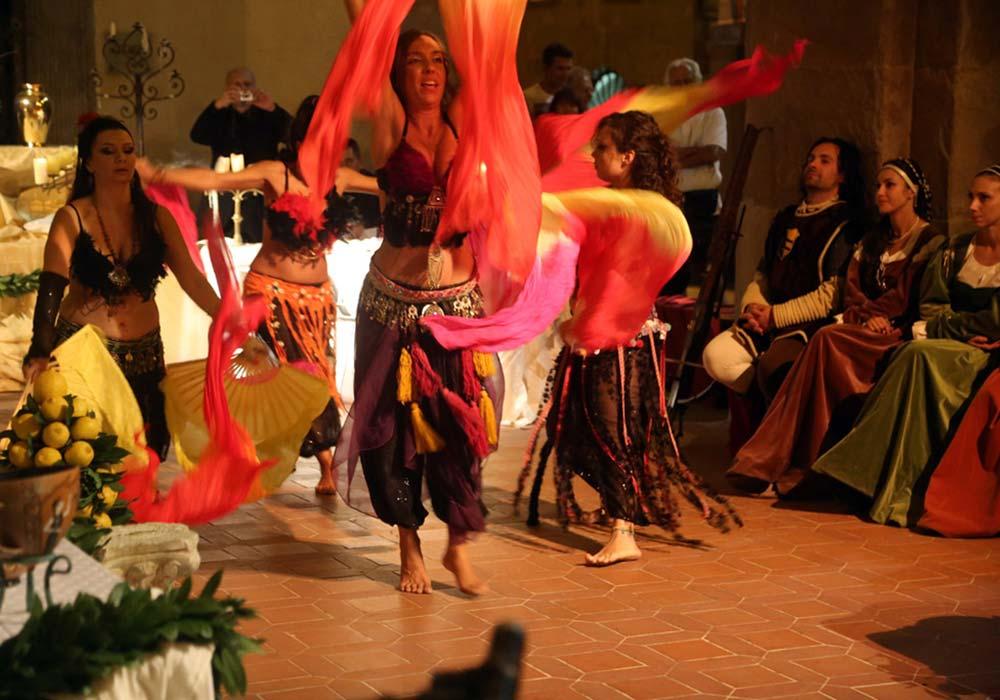 Convivio 2013 - danze