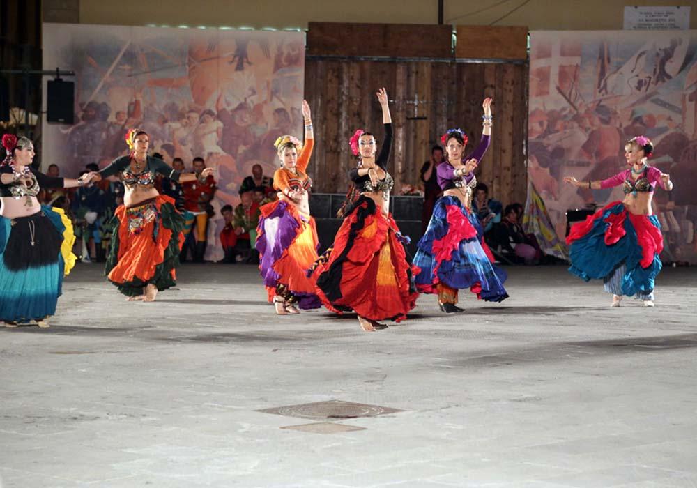 danseuse de sherazade 2013