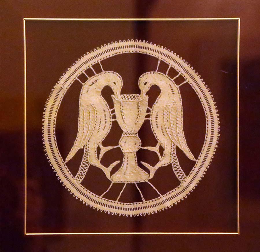 Logo del Ristorante Al Coccio al merletto