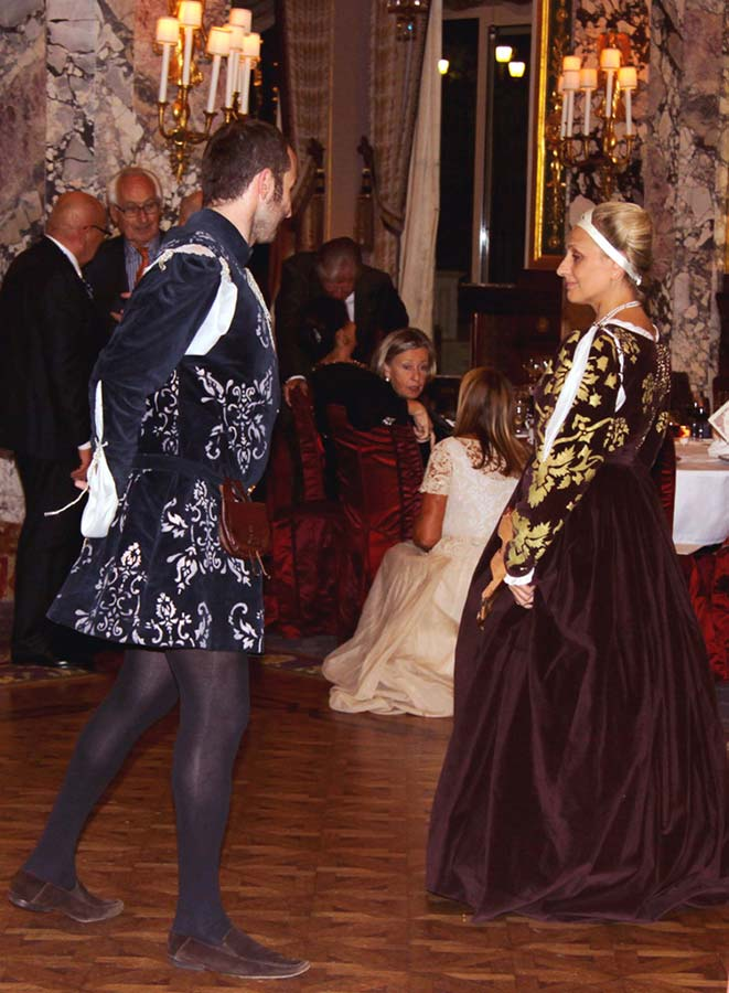 Montecarlo 2012 - Danze